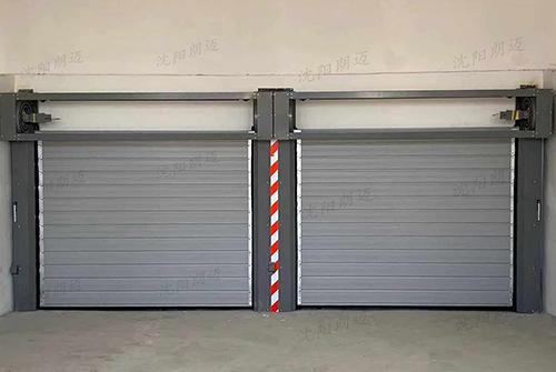 长春地下停车场涡轮硬质门